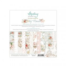 "Paper pack Mintay Tiny Miracle 15x15 cm (6""x6"")"