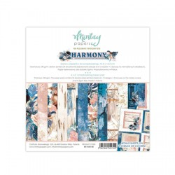 "Paper pack Mintay Harmony 15x15 cm (6""x6"")"