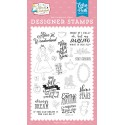 Timbri Echo Park Always Dream Clear Stamps