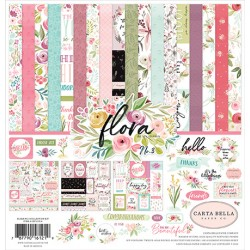 Carta Bella Flora No.3 12x12 Inch Collection Kit