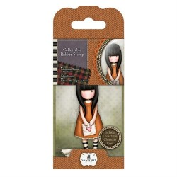 Collectable Rubber Stamp - Santoro - No. 9 I Gave You My Heart