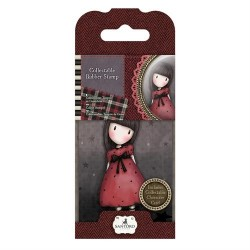 Collectable Rubber Stamp - Santoro - No. 15 The Black Star