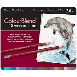 Matite Spectrum Noir Colourblend Pencils Shade and Tone