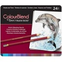 Matite Spectrum Noir Colourblend Pencils Shade and Tone 24pz