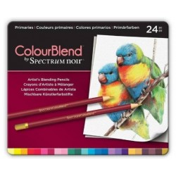 Matite Spectrum Noir Colourblend Pencils Shade and Tone 24pz