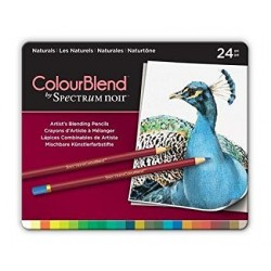 Matite Spectrum Noir Colourblend Pencils Primaries 24pz