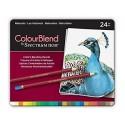 Matite Spectrum Noir Colourblend Pencils Naturals 24pz