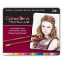 Matite Spectrum Noir Colourblend Pencils Essentials 24pz