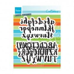 Marianne Design Alphabet - Alfabeto Maiuscolo