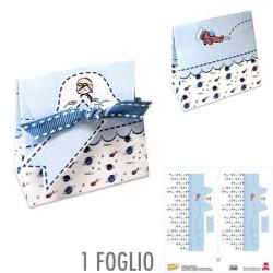 Carta In-Folio - Il Giovane Aviatore 1 foglio