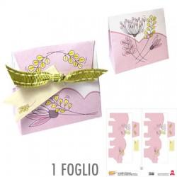 Carta In-Folio - La scatolina di Primavera 1 foglio