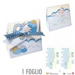 Carta In-Folio - L'Unicorno 1 foglio