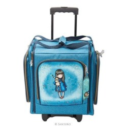 Trolley  -Tote - Gorjuss Santoro - Hush little bunny