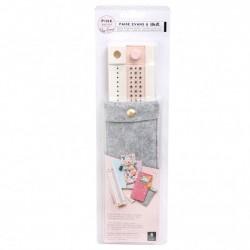 We R Memory Keepers • Pink Paislee Book binding tool