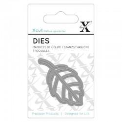 Xcut Dinky Die  - Leaf