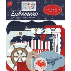 Carta Bella By the sea Ephemera