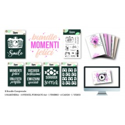 Bundle Tommy Design Momenti felici