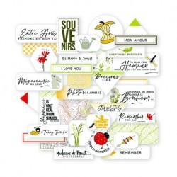 Collection O Jardin - Mes Ptits Ciseaux