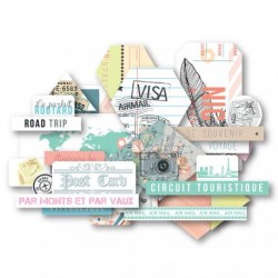 Die Cuts - Carnet de Route