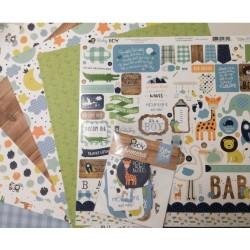 Kit Album Baby Boy Echo Park