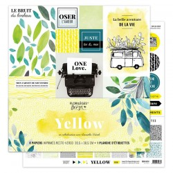 Kit Carte Florileges Design SAKURA
