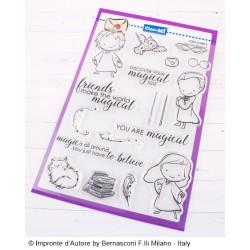 Timbri Impronte D'autore You are Magical