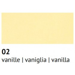Foglio Gomma Crepla 1mm Vaniglia 60x40cm