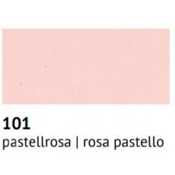 Foglio Gomma Crepla 1mm Rosa pastello 60x40cm
