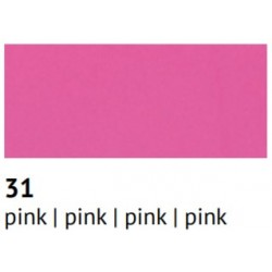 Foglio Gomma Crepla 1mm Pink 60x40cm