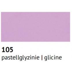 Foglio Gomma Crepla 1mm Glicine 60x40cm