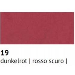 Foglio Gomma Crepla 1mm Rosso scuro 60x40cm