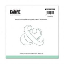 Set Fustelle Les Atelier de Karine - Love hexagones