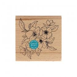 Timbro di legno Florileges Design - Fleur de pommier