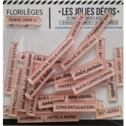 Die Cuts Florileges Design LA MAISON DE JEANNE