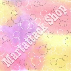 1 Foglio carta Martattack Shop - Fiori & Colori-04 30,5x30,5cm 190gr