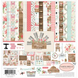 Carta Bella Home Again 12x12 Inch Collection Kit