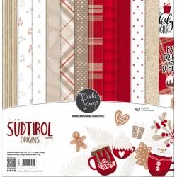 Paper pack Modascrap SÜDTIROL ORIGINS 15x15cm