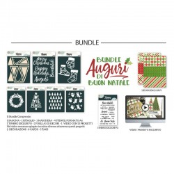 Bundle - Auguri di Natale - Tommy Design