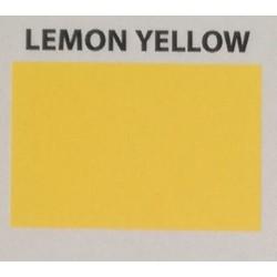 Vinile termoadesivo Giallo limone 30cmx30cm