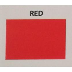 Vinile termoadesivo Rosso A4 30cmx20cm