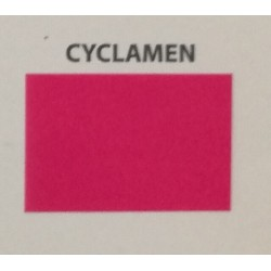 Vinile termoadesivo Ciclamino/fucsia A4 30cmx20cm