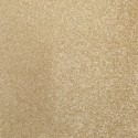 1 Foglio self-adhesive glitter paper 160g 30,5x30,5cm Light Gold