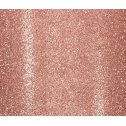 1 Foglio self-adhesive glitter paper 160g 30,5x30,5cm Oro Rosa