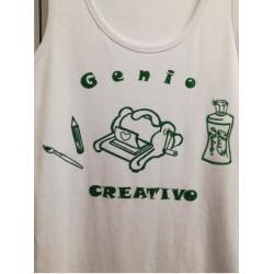 """Fustellati termo adesivi """"Genio creativo"""""""