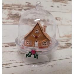 Christmas Shop - Fustellato da assemblare