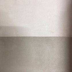 Tessuto Similpelle vellutato Termomodellabile 50x70cm bifacciale caffelatte/beige