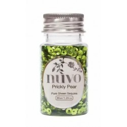 Nuvo • Sequins 35Ml Prickly Pear