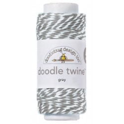 Baker Twine Gray 22mt