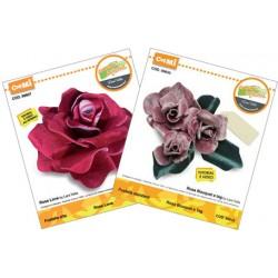 Bundle Fustelle Cut-Mi Impronte D'autore Rosa Bouquet + Rosa Love