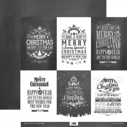 Tommy double face paper – Christmas Board